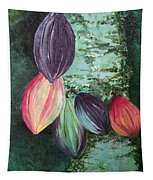 Cocoa Pods Tapestry