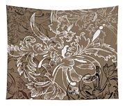 Coffee Flowers 11 Tapestry