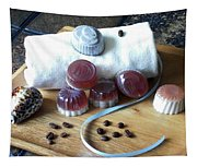 Coffee Soap Tapestry
