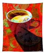 Coffee Time My Time 5d24472m12 Tapestry