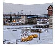 Col Patrick O' Rorke Memorial Bridge Tapestry