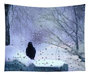 Cold Crow Tapestry