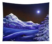 Cold Night Tapestry