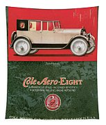 Cole Aero Eight Vintage Poster Tapestry