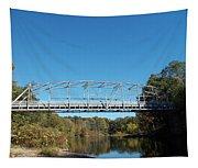 Collinsville Steel Bridge 1 Tapestry