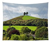 Colmers Hill At Symondsbury Tapestry