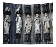 Cologne Cathedral Statuary Tapestry