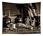 Colonial Table Set Tapestry