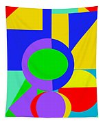 Color And Shape Series #1 Tapestry