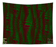 Color Fantasia Catus 1 No 1 H Tapestry