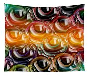 Color Frenzy 2 Tapestry