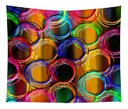 Color Frenzy 5 Tapestry