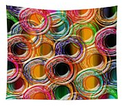 Color Frenzy 6 Tapestry