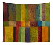 Color Panel Abstract Ll Tapestry