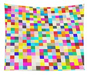 Color Quilt Tapestry