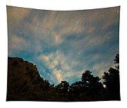 Colorado Canyon Star Gazing  Tapestry