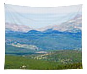 Colorado Continental Divide Panorama Hdr Tapestry