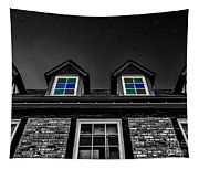 Colored Windows Tapestry