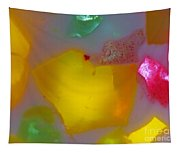 Colorful Abstract 01 Tapestry