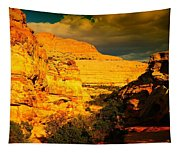 Colorful Capital Reef Tapestry