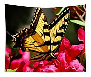 Colorful Flying Garden Tapestry