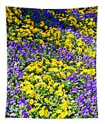 Colorful Garden Tapestry