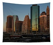 Colorful New York  Tapestry