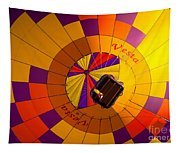 Colorful Underbelly Tapestry