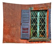 Colorful Window Tapestry