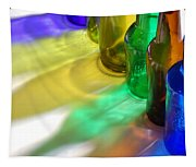 Coloring Bottles Tapestry