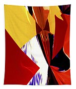 Colors And Shapes Tapestry