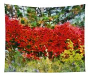 Colors Of Life Tapestry