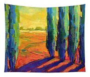 Colors Of Summer 3 Tapestry