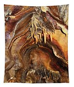 Colors Of The Ohio Caverns Tapestry