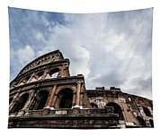 Colosseum  Rome, Italy Tapestry