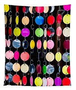 Colourful Circles Tapestry
