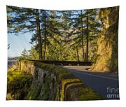 Columbia River Gorge Highway Tapestry