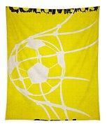 Columbus Crew Goal Tapestry