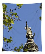 Columbus Monument - Barcelona Tapestry