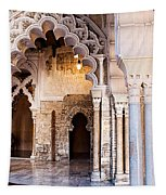 Columns And Arches No3 Tapestry