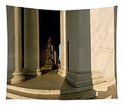 Columns Of A Memorial, Jefferson Tapestry