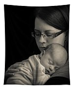 Comforting Shoulder Tapestry