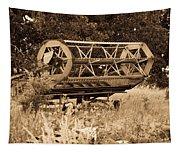 Comgine Wheel In Sepia Tapestry