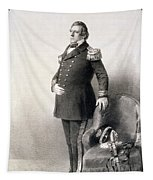 Commodore Matthew Calbraith Perry Tapestry