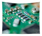 Computer Board Tapestry
