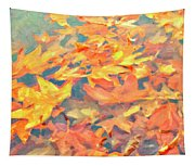 Computer Generated Image Of Autumn Tapestry