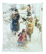Concert In The Snow Tapestry