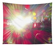 Concert Lights Tapestry