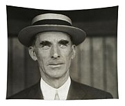 Connie Mack Tapestry