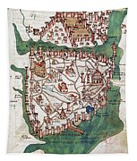 Constantinople, 1420 Tapestry